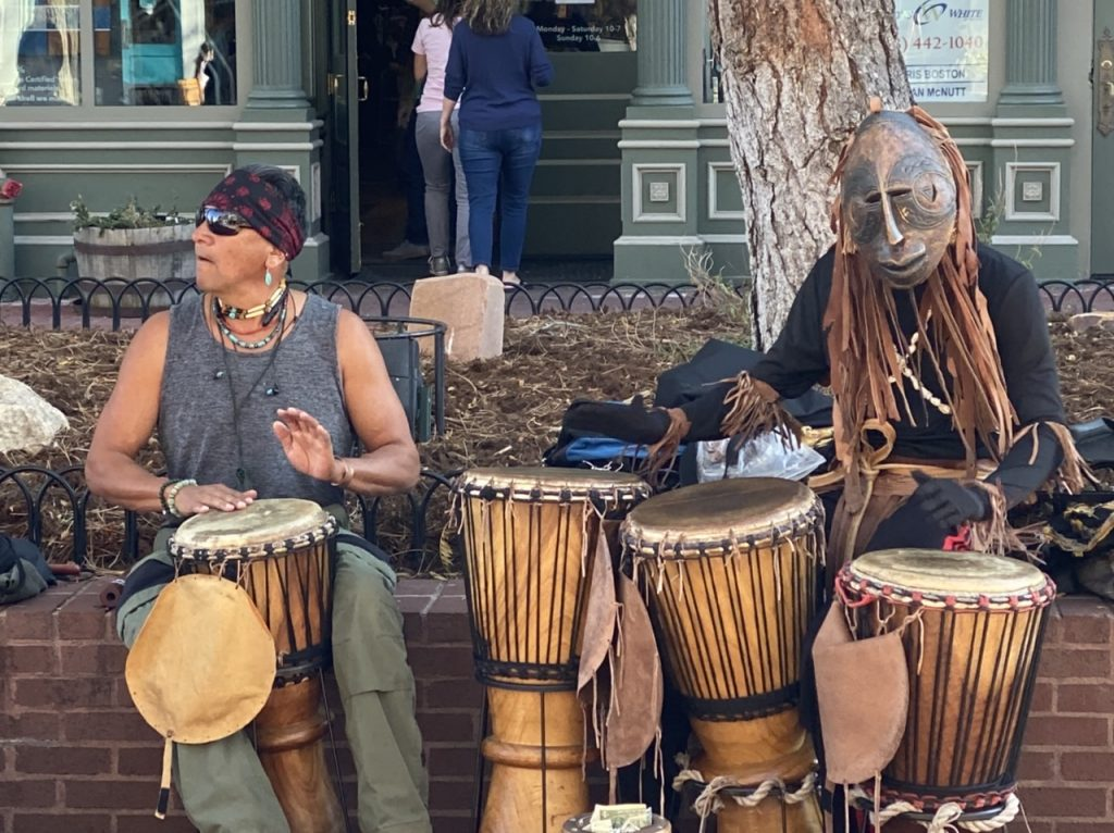 Sounds of My World  | Boulder Drums